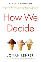 How We Decide by Lehrer, Jonah (2010) Paperback
