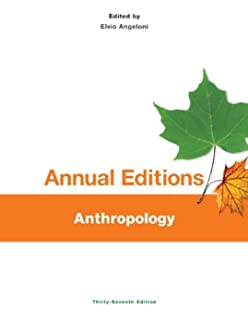 Cultural anthropology books a la carte edition 3rd edition nancy annual editions anthropology 37e fandeluxe Image collections