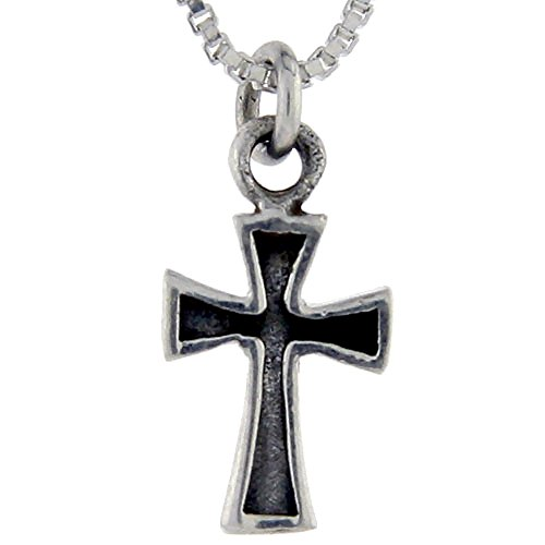 sterling-silver-tiny-st-johns-cross-pendant-1-2-inch-long