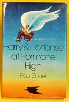 Harry and Hortense at Hormone High 0060268646 Book Cover