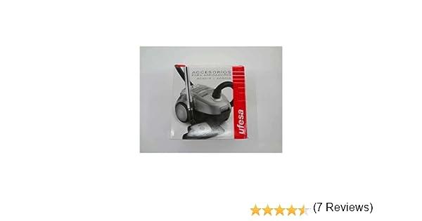 Ufesa FA0510 - Set de filtro de entrada, filtro HEPA y 5 bolsas de recambio: Amazon.es: Hogar