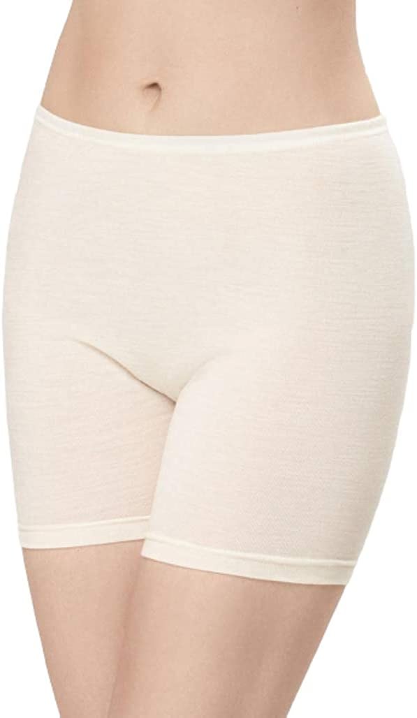 Utenos 100% Merino Wool Women's Base Layer Extended Underpants Made in EU: Clothing