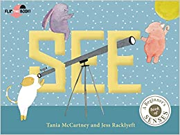 See Hear: There's Magic All Around You. What Can You See? What Can You Hear? por Tania Mccartney epub