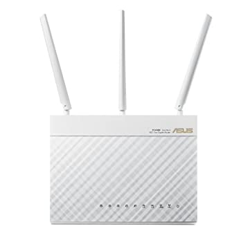 Asus Wi-fi Router With Data Rates Up To 1900 Mbps (Rt-ac68w) 0