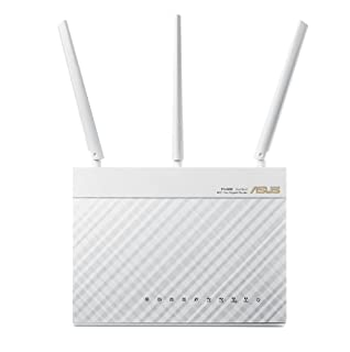 ASUS Wi-Fi Router with Data Rates up to 1900 Mbps (RT-AC68W) (B00K3EPYP4) | Amazon price tracker / tracking, Amazon price history charts, Amazon price watches, Amazon price drop alerts