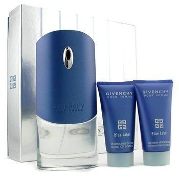 Amazon.com   Givenchy Blue Label Cologne Gift Set for Men 3.4 oz Eau De  Toilette Spray   Beauty 67ee09bfd