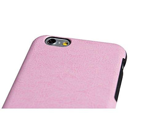 Spada Back Case - Lederlook Sport - Apple iPhone 6 - Pink
