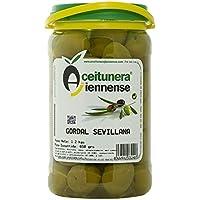 Aceituna Gordal Sevillana Aceitunera Jiennense 1.2Kg