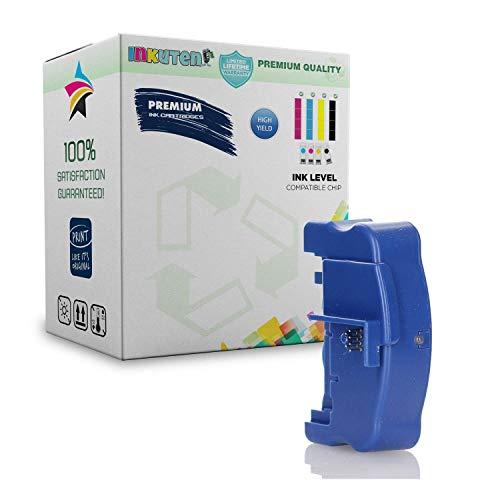 INKUTEN (TM) Chip Resetter for T079 T0791 Ink Cartridges Artisan 1430, Stylus Photo 1400 Printers