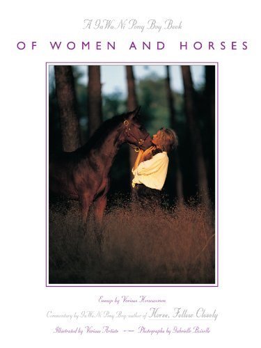 of women and horses essays by various horse women gawani pony  of women and horses essays by various horse women gawani pony boy gabrielle boiselle com
