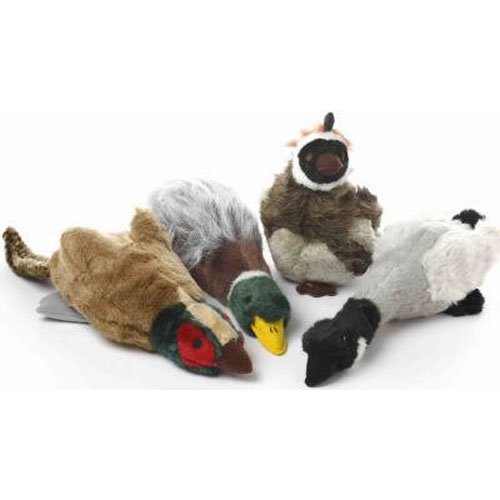 Multipet International Migrator Bird Dog Toy(Assorted) durable service