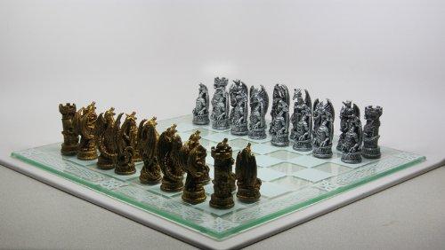 Dragon Chess (Fantasy Dragon Chess Set)