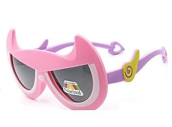 Bo Yi Gafas de Sol polarizadas UV400 Niños Gafas de Sol ...