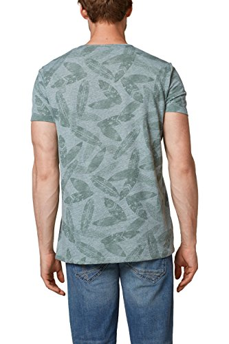 green Shirt T Esprit Vert Homme 310 wTZw4AxnI