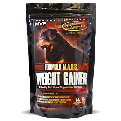 Formula Mass Weight Gainer for Dogs 45 Servings (6 Units)