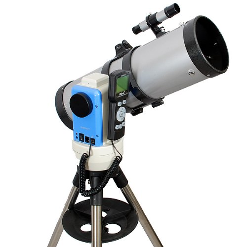 TwinStar Silver 4.5'' iOptron Computer Controlled Reflector Telescope