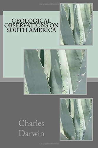 Download Geological Observations on South America pdf