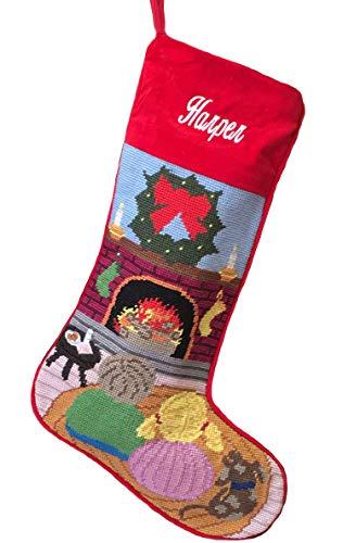 Needlepoint Christmas Stocking: Great Expectations (Great Christmas Stocking)