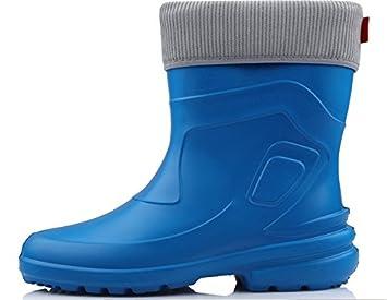 Zapatos azules Lemigo para mujer JIZvz