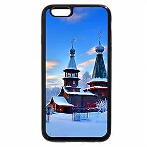 iPhone 6S Plus Case, iPhone 6 Plus Case, Winter church