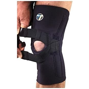 Amazon Com Donjoy Lateral J Patella Knee Support Brace