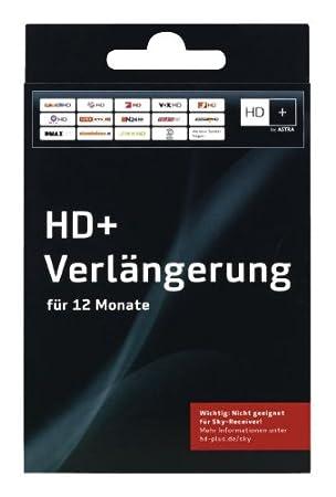 HD PLUS - Tarjeta para HD (12 meses, renovable): Amazon.es ...