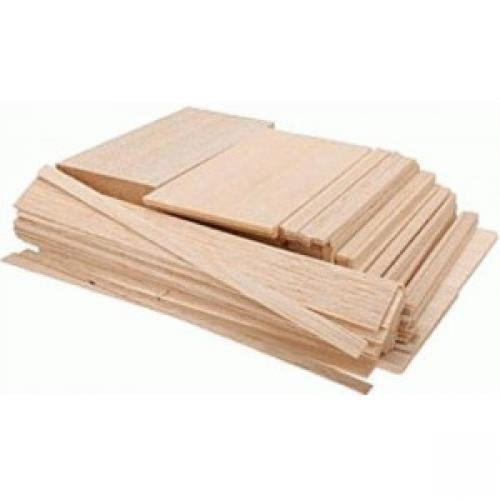 Midwest Products Balsawood Scrap Bag Balsawood]()