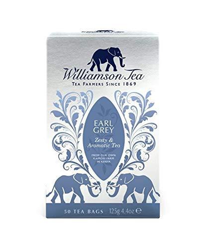 (Williamson Tea Earl Grey 50)