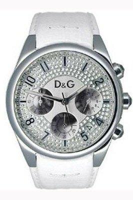 D&G Dolce&Gabbana DW0257 – Reloj para mujeres, correa de cuero