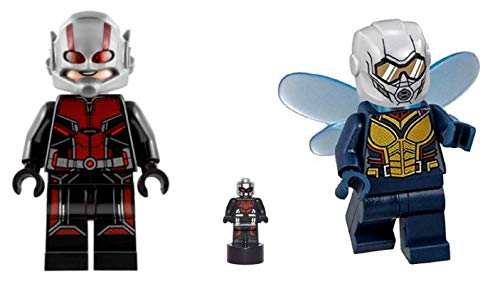 (LEGO Super Heroes: Ant Man, Wasp and Micro Ant Man)
