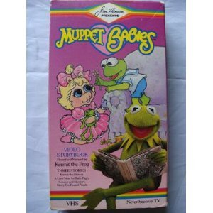 Muppet Babies Video Storybook, Vol. 3 (Kermit the Hermit/A Love Note for Baby Piggy/Scooter and Skeeter's Merry-Go-Round Puzzle) -