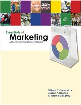 Essentials of Marketing with Student CD: Amazon.es: Jr., William D. Perreault, Joseph P. Cannon, E. Jerome Mccarthy: Libros en idiomas extranjeros