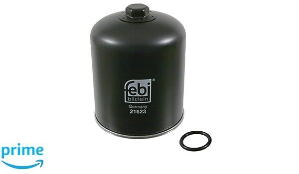 Febi-Bilstein 21623 Secador de aire, sistema de aire comprimido: Amazon.es: Coche y moto
