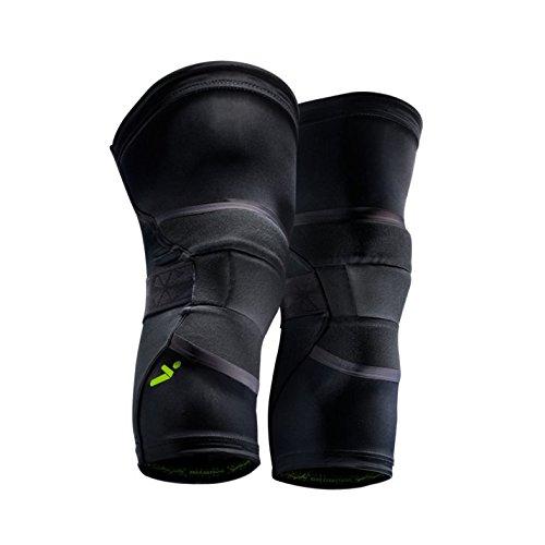 Storelli Sports Knee Guard, Black, Large