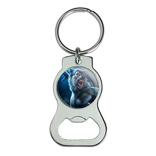 monster bottle opener keychain - 1