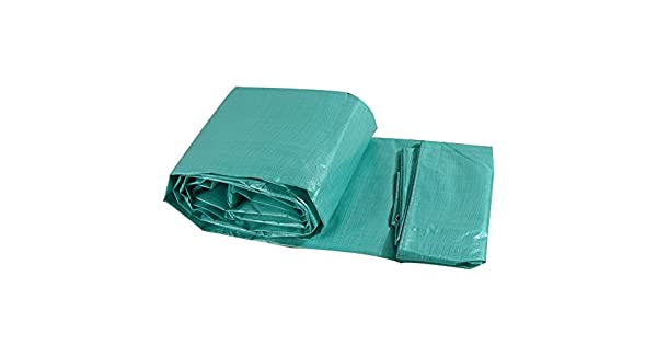 Amazon.com: qiangda verde lona Material de plástico PE anti ...