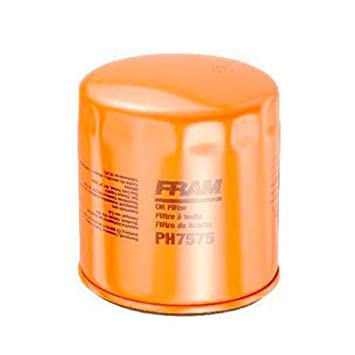 Amazon.Com: Fram Ph7575 Oil Filter: Automotive