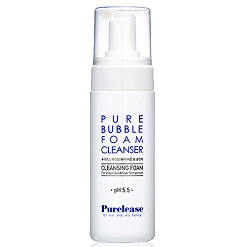 Pure Bubble Cleanser Facial Cleansing