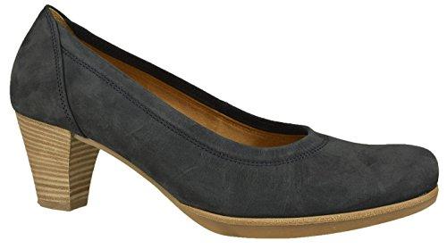 Gabor - Zapatos de vestir de Piel para mujer Azul azul Azul - azul