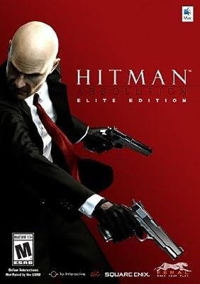 Hitman: Absolution Elite Edition (Mac) [Online Game Code]