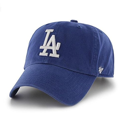 5634e737 Online Cheap wholesale 47 Brand Los Angeles LA Dodgers Clean Up Dad Hat Cap  Baseball Caps Suppliers