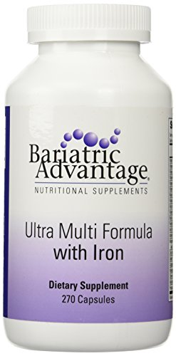 Bariatric Advantage - Ultra Multi Formula with Iron, 270 Count Bariatric Advantage
