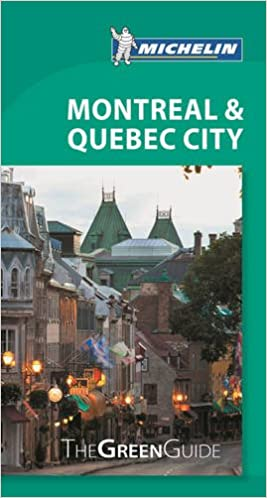??ZIP?? Michelin Green Guide Montreal & Quebec City (Green Guide/Michelin). Wests supplied Online return called SQUARE Ciudad World