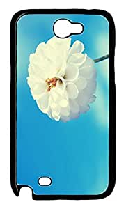 Spring Flower Protective Hard Plastic Back Fits Cover Case for Samsung Galaxy Note 2 N7100 -1122033