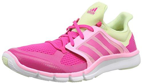 adidas Adipure 360.3 W, Zapatillas de Running para Mujer Rosa / Verde (Rosimp / Rosimp / Halo)
