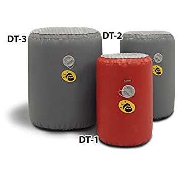 Image of Floor Jacks Exhaust Air Jack for Cars. DT-3. TimeTrial. 4x4 Off-Road Tested. Inflatable Jack. 4000kg/8800lbs.(height 0.6m)