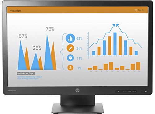 HP Business P232 23'' LED LCD Monitor - 16:9 - 5 ms by HP