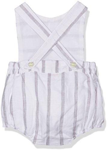 Gocco S76VRTCP302, Mono para Bebés, Blanco 9-12 Meses: Amazon.es: Ropa y accesorios
