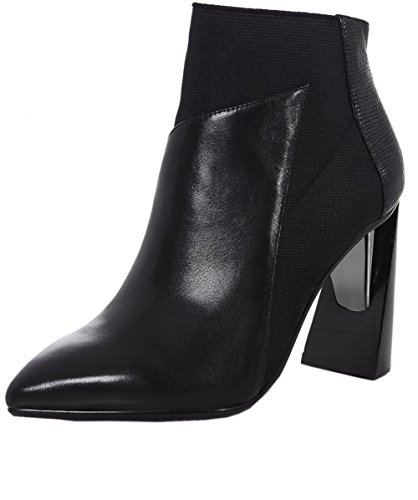 United Nude Women's Zink Elasticated Ankle Boots US 9.5 Black