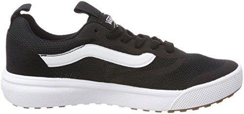 Adults' White Ultrarange Trainers Vans Black Unisex Black Y28 Rapidweld 0a5xwHq